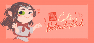 Cute Portrait Pack