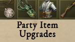 FG Party Items Upgrade