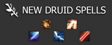 New Druid Spells