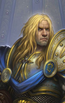 Arthas Menethil Portrait At Pillars Of Eternity 2 Deadfire