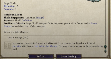 Lower Soulbound Requirements