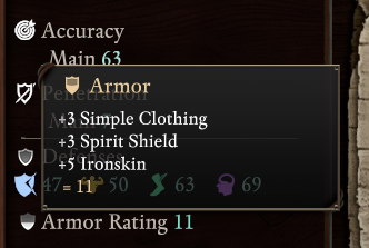 Everything stack and out of combat