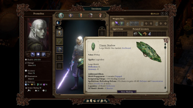 More Soulbound Items