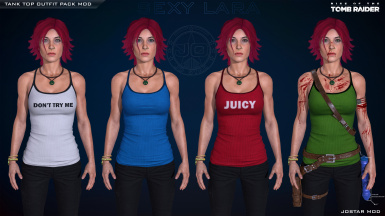 Tank Top Outfits Pack