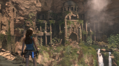 Classic Outfit for Rise of the Tomb Raider