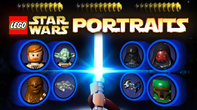LEGO Star Wars Portraits at Star Wars: Battlefront II ...