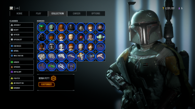 Lego Star Wars Portraits At Star Wars Battlefront Ii 2017