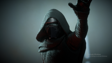 Screen Accurate Kylo Ren
