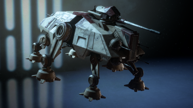 Clone Wars AT-TE