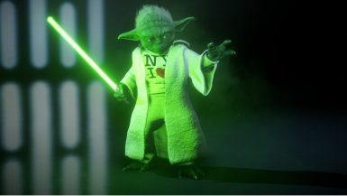 Lego Star Wars Yoda Skin Pack