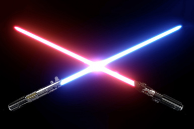 Real Lightsabers
