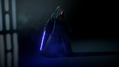 Low Effort Dark Anakin (Kylo replacer)
