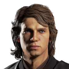 Improved Anakin Skywalker Hero Icon