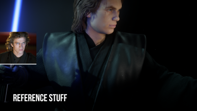 Anakins More Detailed and Accurate Robe