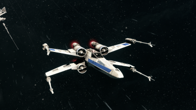 Blue Squadron T-65 X-Wing