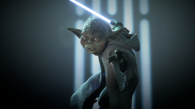Battle Scarred Yoda - Yoda Retexture
