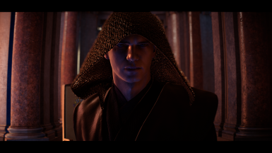Low Effort Anakin Hood
