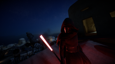 Sith Assassin from SWTOR