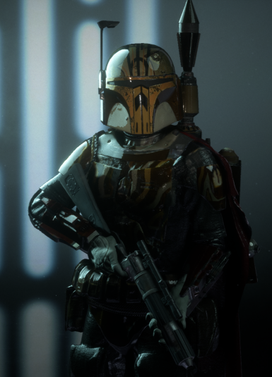 Bounty Hunter Sirocco