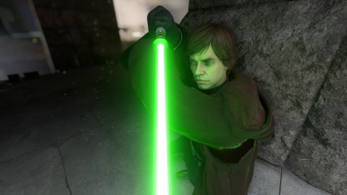 Master Luke Skywalker skin