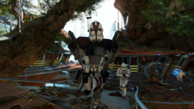 Better ARC Troopers