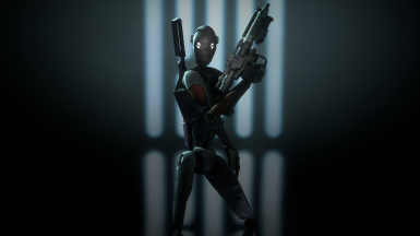 BX Commando Droid Overhaul