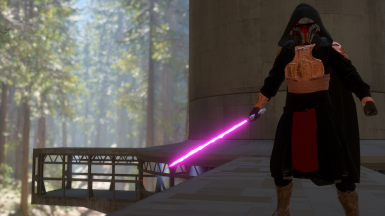 SiRME's KOTOR Accurate Darth Revan