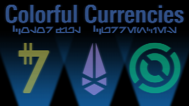 Colorful Currencies
