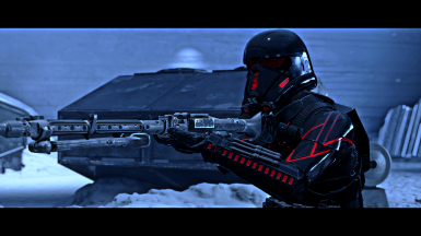 Red Line Death Trooper