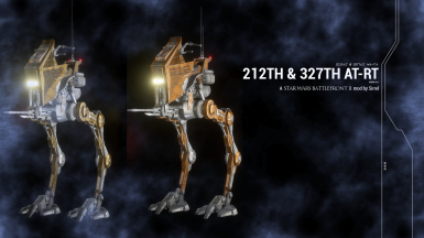 212th and 327th AT-RT Pack