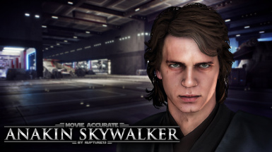 Movie Accurate Anakin Skywalker