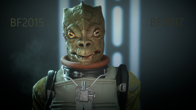 Battlefront 2015 Bossk At Star Wars Battlefront Ii 2017
