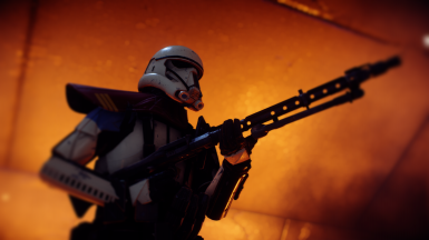 Shore Death Trooper (Squad Leader)