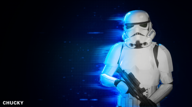 Filmic Stormtroopers
