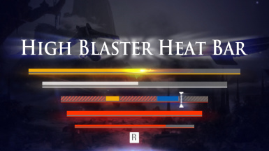 High Blaster Heat Bar