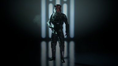 First Order Elite Pilot Officer replacement