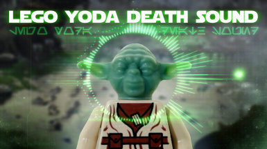 LEGO Yoda's Death Sound