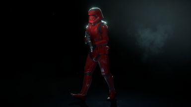Turn Phasma Into a Sithtrooper