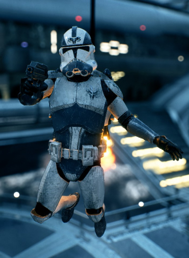 Wolfpack 104th Jet Trooper