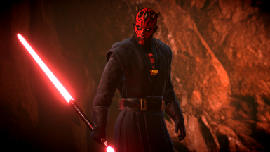 Crimson Dawn Darth Maul