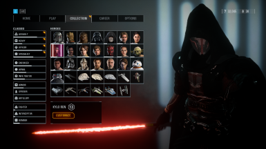 Darth Revan Classic From Knights Of The Old Republic