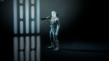 White Out Bossk