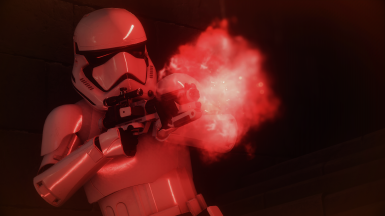 Sly's Cinematic Firefights II - Blasters