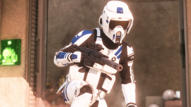 Scout Trooper - Reimagined