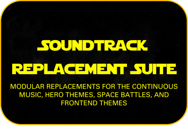 Soundtrack Replacement Suite