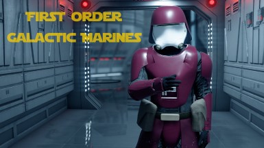 First Order Galactic Marines