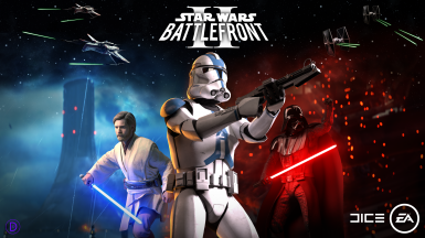 Battlefront 2005 Cover Recreation - Loading Screen