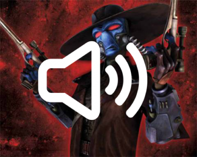 Cad Bane Speaks