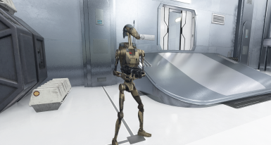 Cis Style Battle Droids (Fixed for patch 2.1)