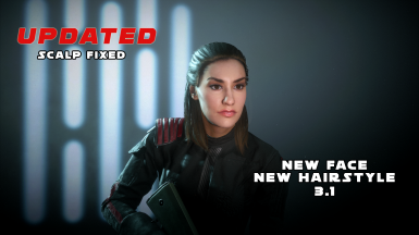 Iden Versio  - Face and Hair makeover